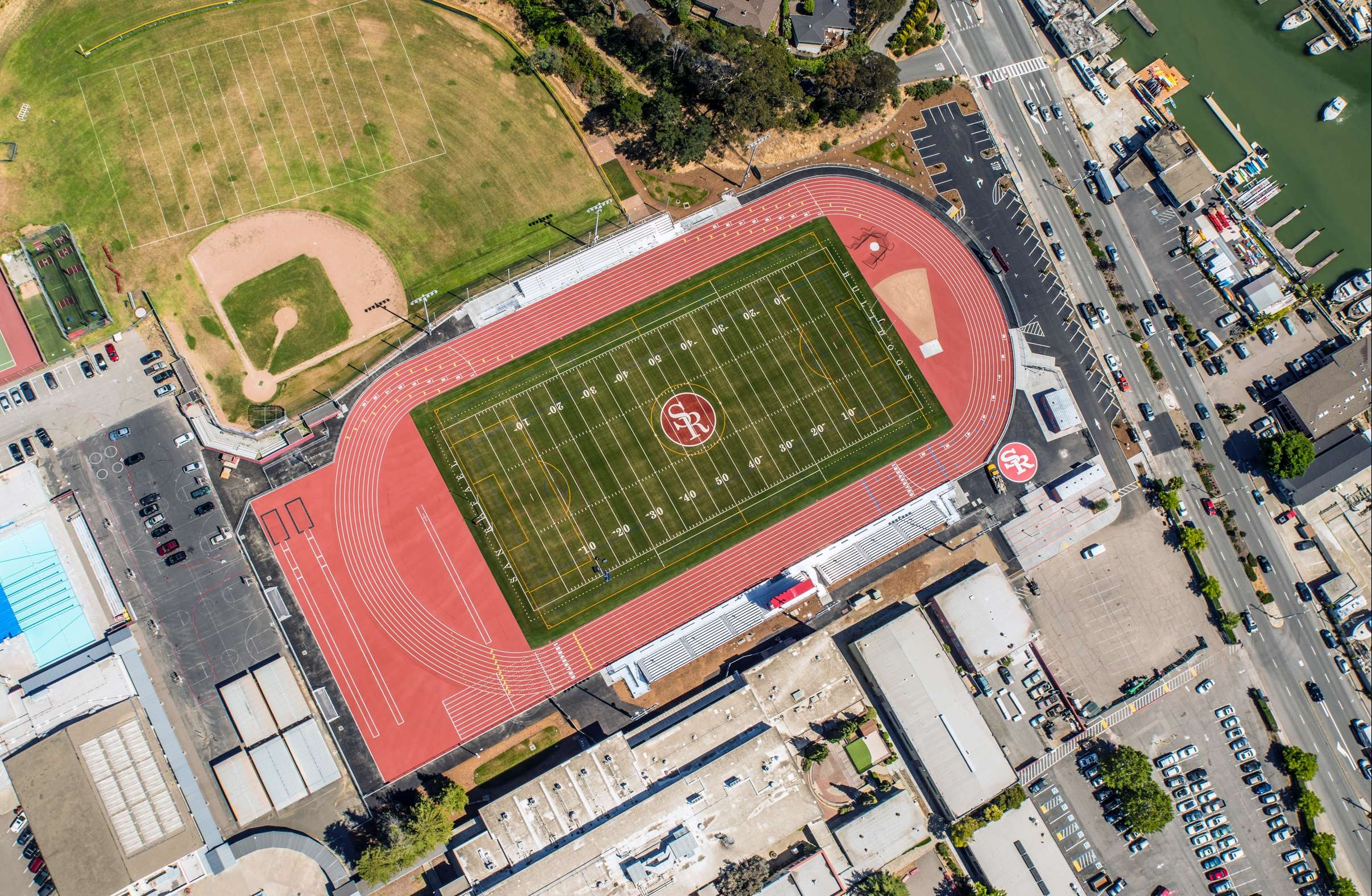 San Rafael High School Stadium